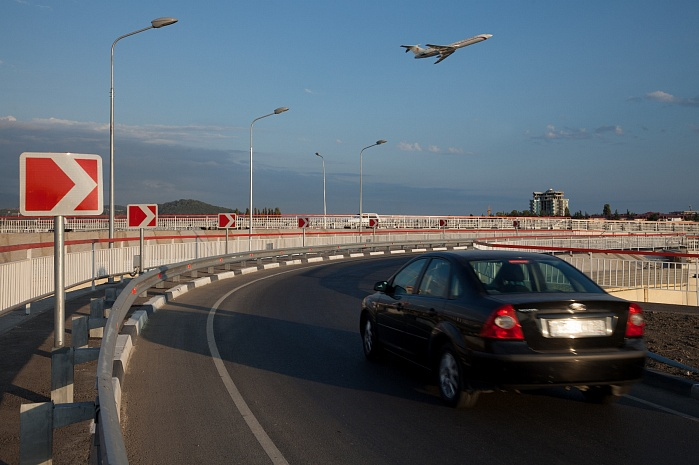 Adler Ring Interchange (Sochi, 2012)
