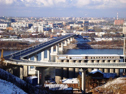 The largest diversified company in the Russian transport infrastructure construction market